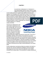 Nokia vs Samsung.