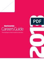 UK Careers Guide 2013