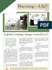 Global Warming Farce?