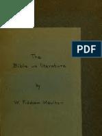 Bible as Literat 00 m Oul
