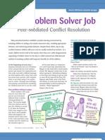 ProProblem Solver Jobblem Solver Job