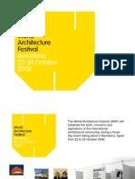 World Architectural Festival