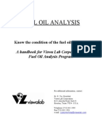 Fuel Oil Analysis