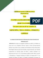 Anexo Acuerdo 3267 - Pto 9 - Proyecto de Ley