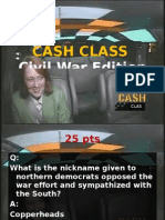CashClass - Civil War Ed.