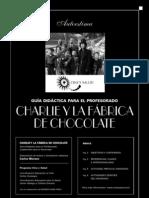 Charlie y La Fabrica de Chocolates Guia