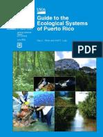 Ecosistemas de Puerto Rico
