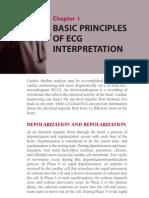 Basic Principles of ECG Interpretation Chap 1