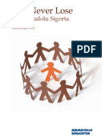 Anadolu Insurance Annual Report 2009