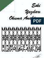 eski yazıları okuma ahantarı