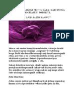 Jednostavni Lekovi Protiv Raka