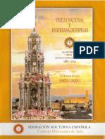 Boletin  eucaristico mensual 2013 - 2