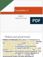 Translation 4 Modul 1