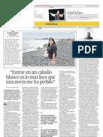 El Comercio - Posdata - Wedding Planner
