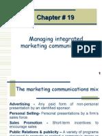Mkt Mgt # chap19 Marketing Communication