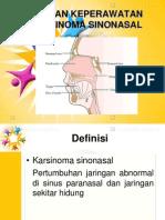 Askep Tumor Sinonasal New
