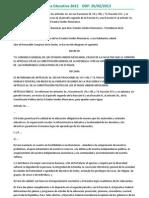 Reforma Educativa Dof260213