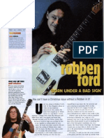 Robben Ford_Born Under a Bad Sign_Guitar Techniques