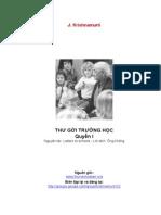 Thu Gui Truong Hoc - Quyen I