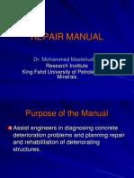 Repair Manual King Fahd Sa