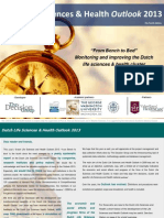Dutch Life Sciences Health Outlook 2013 Online