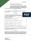Matrix Eigenvalues and Eigenvectors