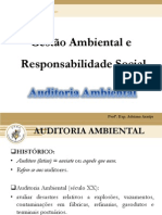 Aula 4 Auditoria Ambiental