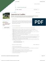 Common Core Curriculum Maps _ Grade 5 Unit 4 _ America in Conflict