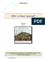 056 Is Man Special?