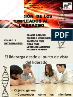 REACCION DE LOS EMPLEADOS AL LIDERAZGO.ppsx