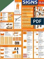 TradeSigns- Brochure