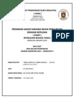 EDU 3106 SDP MD