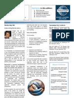Division G GEMS Februrary 2013 Newsletter