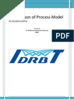 Process Models Comparison.docx