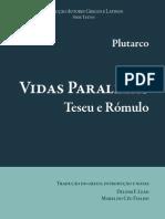 Plutarco - Vidas de Teseu e Romulo
