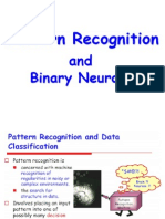 3.Pattern Recognition