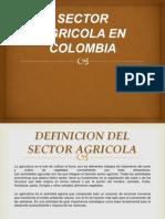 Sector Agricola en Colombia Urgentee!!