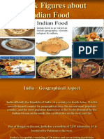Indian Food Facts & Figures