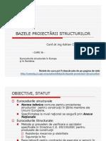 Bazele Proiectarii Structurilor Curs-III-b