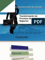 Transformacion de Procesos de Negocio