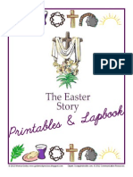 Easter Printables and Lapbook