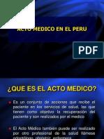4a Acto Medico