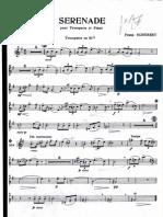 Serenade - F. Shubert
