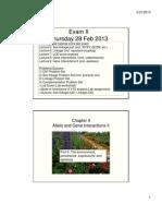Genetics Worksheet 775876