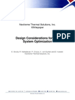 Nextreme Whitepaper Design Considerations for TEG System Optimization NWP003.1