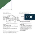 GAM-2650 Manual