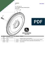 catalogo partes motores john deere 4039