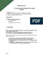 Practica2a-Conexión de 2 estaciones de trabajodaniel