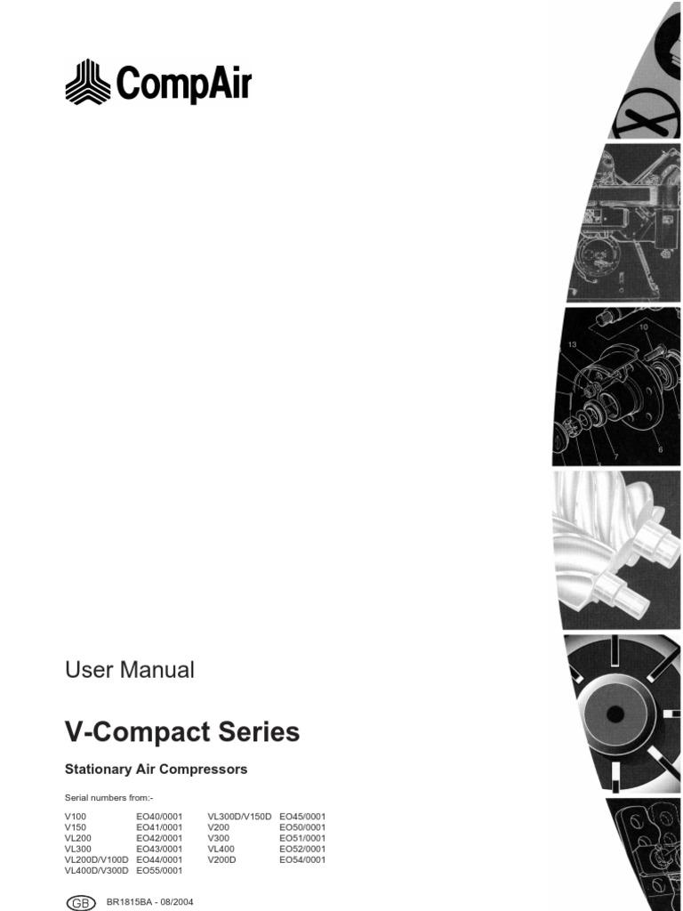 Compair l15 service manual.