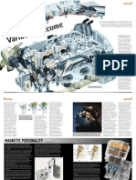 Valvetrain Feature ETM107 Mechadyne Technologies
